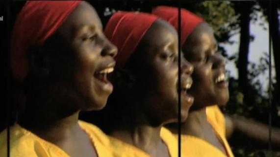 UP4S Childrens Choir Uganda
